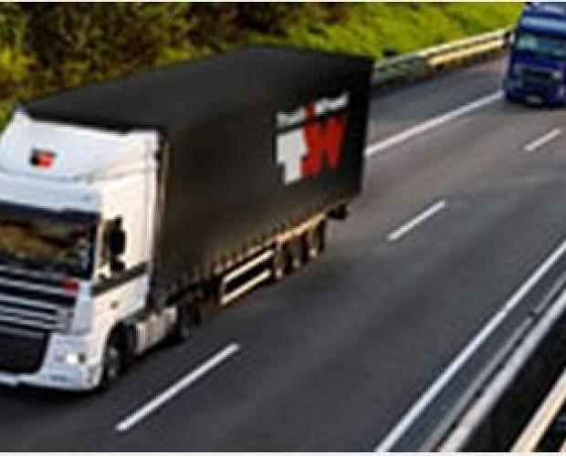 Servicio logístico. Transporte por carretera
