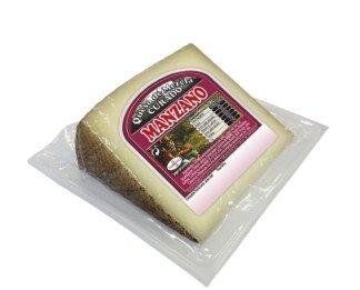 Cuña de queso. Queso mezcla de 200 g