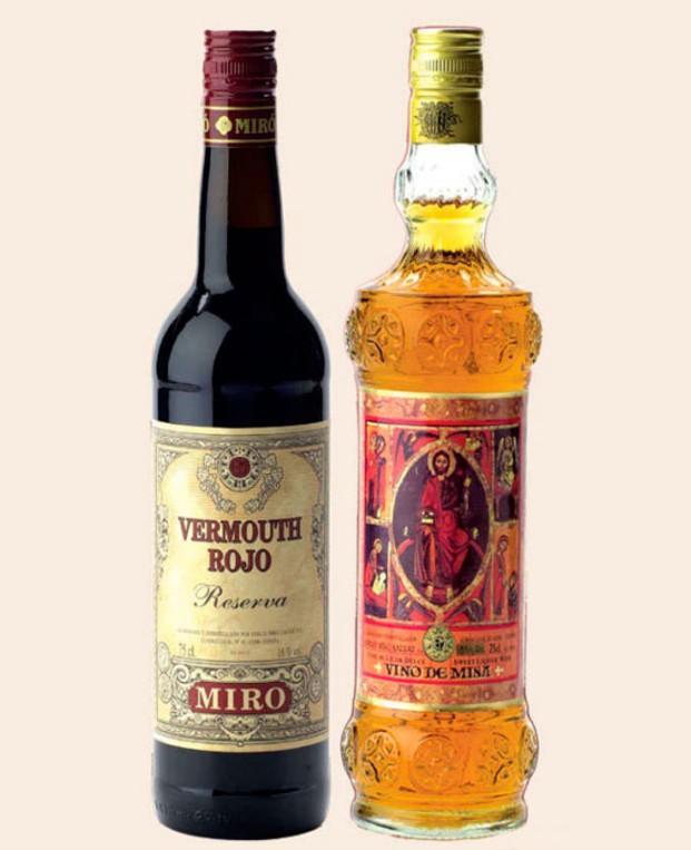 Vermouth. Licores para toda ocasión