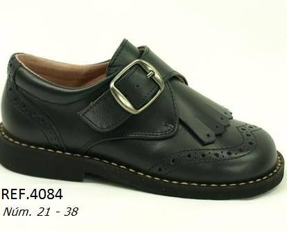 Calzado Infantil. Zapatos de Colegio para Niños. Números del 21 al 38