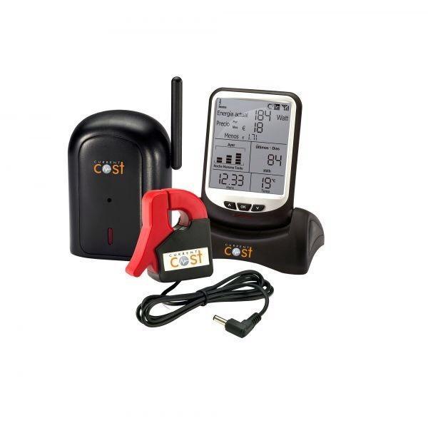 Control de consumo eléctrico. Para el hogar o locales