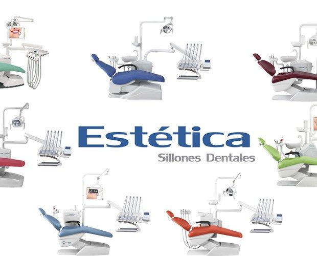 Equipamiento para Clínicas Dentales. Unidades de Tratamiento Dental. Sillones dentales con separación de amalgamas