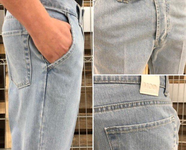 Blue Jeans. Diseño a la moda