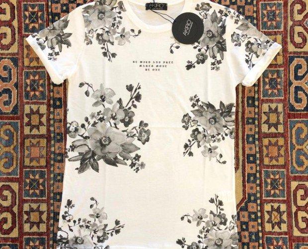 Camisa blanca. Ligera para el verano