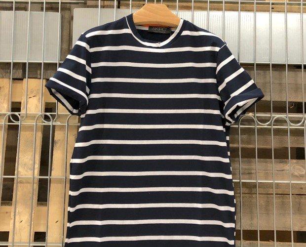 Camisa blanca azul. Para cualquier ocasión