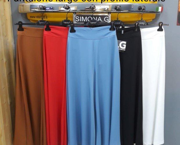 Pantalones largos. Nuevos estilos
