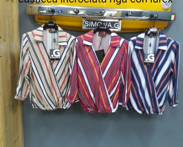 Camisas para señoras. También para los adultos mayores
