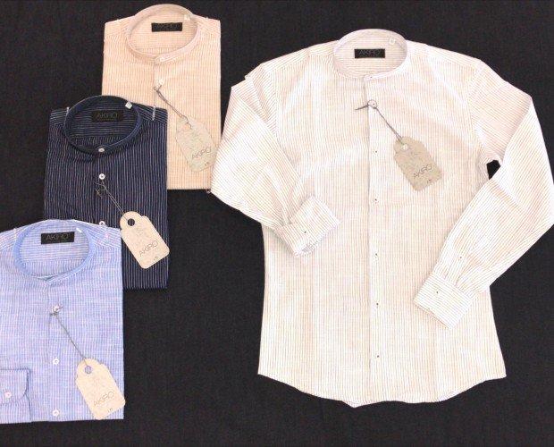 Camisas para vestir. Varios estilos y colores