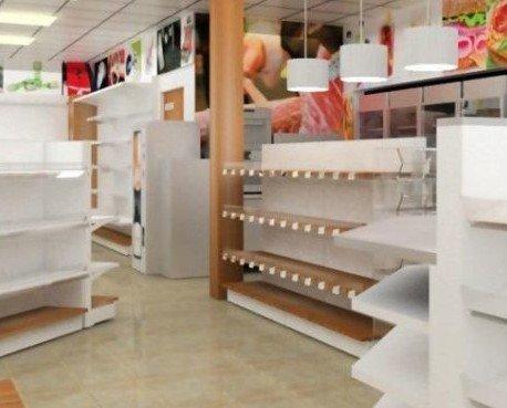 Estantería para tiendas. Nos adaptamos a tus necesidades