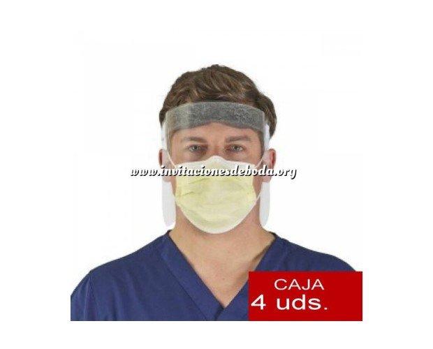 Pantallas de Protección Facial. Realizadas en fibra de metacrilato