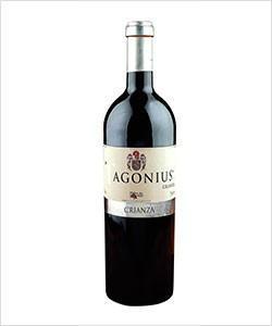 Tagonius Crianza. D.O. Vinos de Madrid