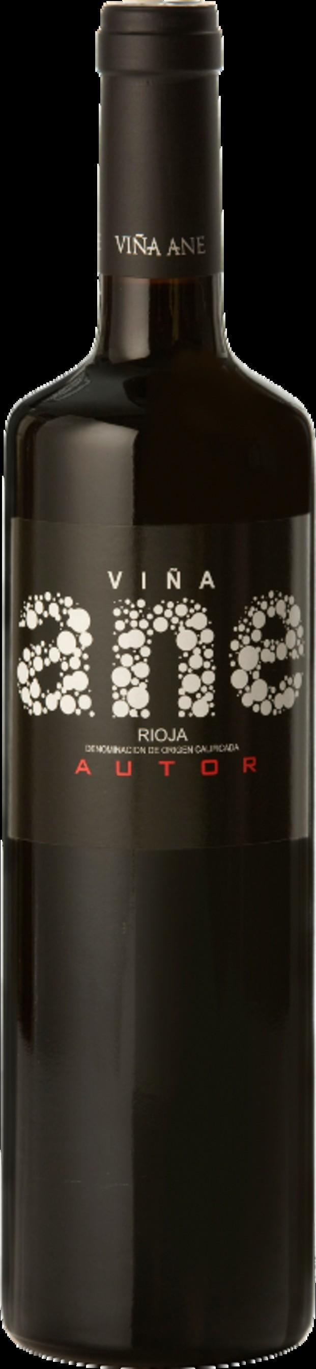 Viña Ane Autor. D.O. Rioja