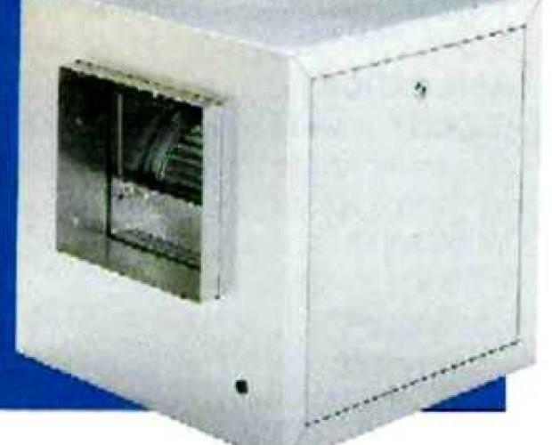 ventiladores. cajas de ventilación