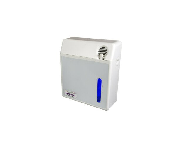 Nebulizador. Difusor Nebulizador, cobertura de 150 a 500 m.2, sistema multiopción programable.