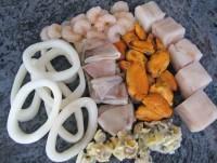 Paella y sopa