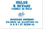 Hielos R. Nevado