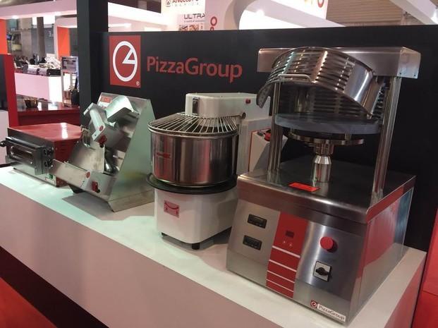 Hornos Industriales. Hornos de Pizza. Toda la Maquinaria de Pizzería al Mejor Precio