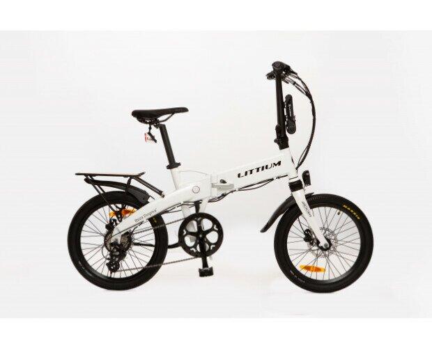 Bicicletas Eléctricas.La batería Samsung con 14A proporciona una autonomía de hasta 100kms