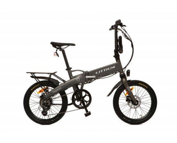 Bicicleta Eléctrica Ibiza. Velocidad de pedalada asistida hasta 25 kms/h.