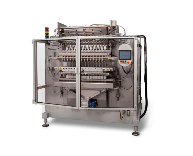 Máquina an1000. Solución stick pack de alta producción para los sectores de alimentación, cosméticos y productos químicos