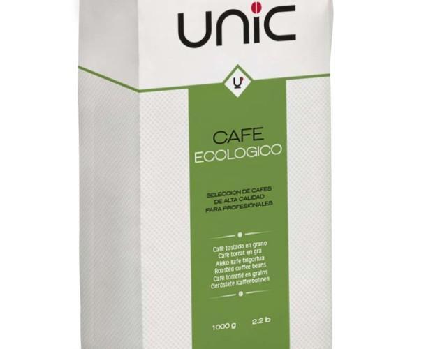 Ecológico. Café en grano ecológico