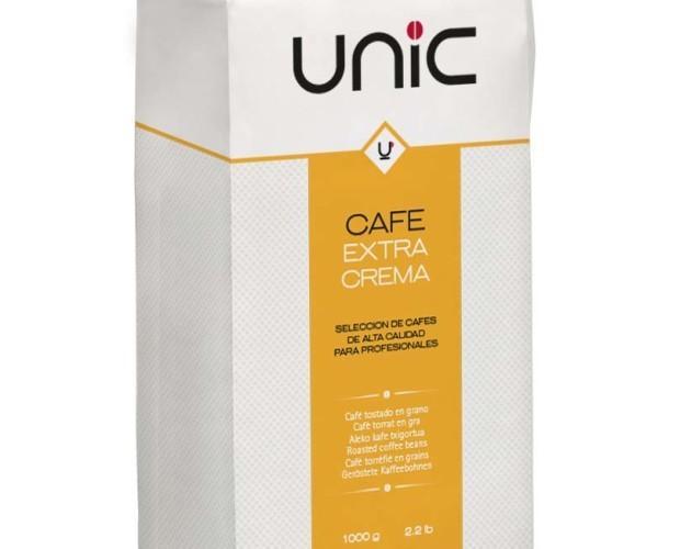 Extra Crema. Café en grano extra crema