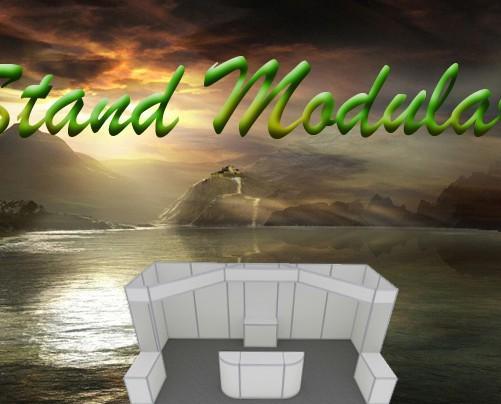 Montaje de Stands y Espacios.Alquiler y venta y montaje de Stand modular