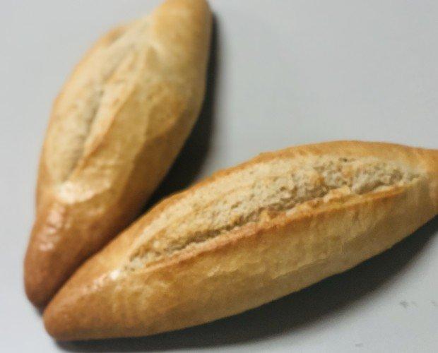 Pan del día. Excelente sabor