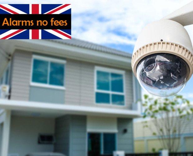 Seguridad y Vigilancia.Cámaras de vigilancia.