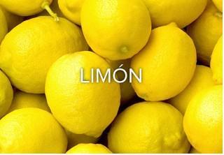 Limones.Fino, Verna y Rodrejo