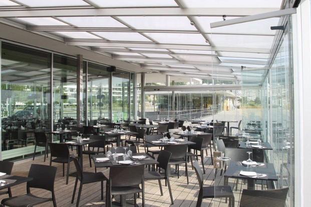 Soluciones negocios. Ideales para cerramientos en restaurantes