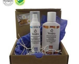 Pack pieles mixtas. Crema equilibrante y limpiador facial