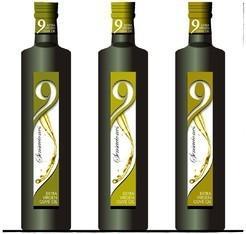 9 Sensaciones. Aceite de oliva virgen extra seleccionado