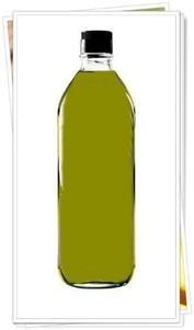 Bertoli. Formato botella de vidrio