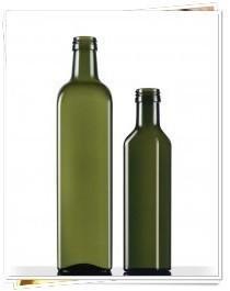 Botella Marasca. Formatos botellas de vidrio