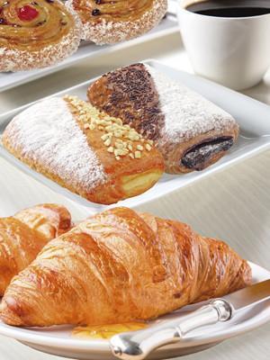 Bolleria. Masas artesanas congeladas,\nCroissant, Napolitanas, Caracolas, Hojaldres, etc..