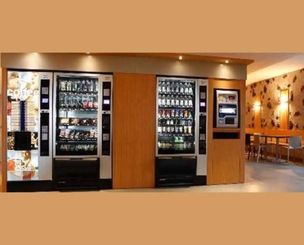 Instalación de Máquinas de Vending. Instalación de Máquinas de Snacks para Vending. Máquinas de vending para hostelería