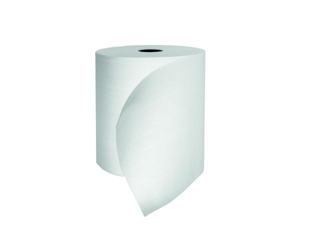 Servilletas Desechables.Rollo de papel secamanos para limpieza de las manos disponible en varios diámetros y anchuras