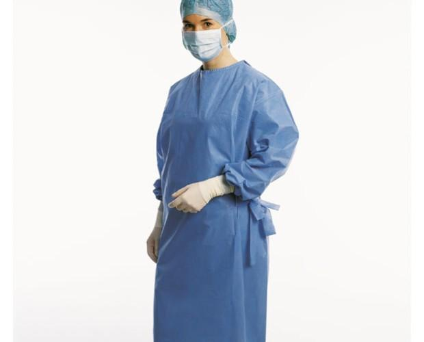 Material Médico.Doble embalaje, con 2 etiquetas de trazabilidad del expediente del paciente.