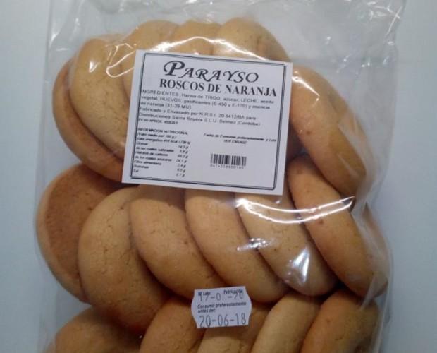 Rosquillas Artesanales.Receta tradicional