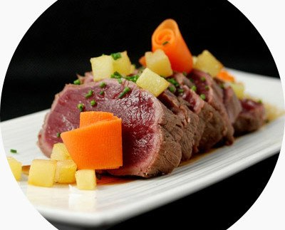 Platos Preelaborados a Base de Carne.Sabores excelsos