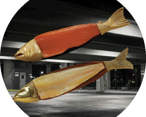 Ahumados.Ofrecemos salmón y bacalao ahumado