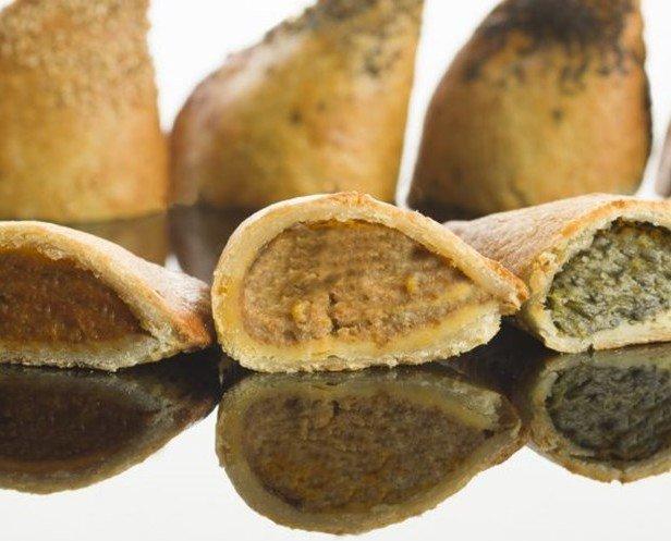 Empanadillas sabores.