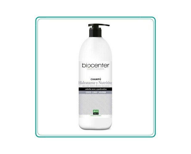 Champú Ecológico Hidratante. Ideal para el cabello seco y quebradizo