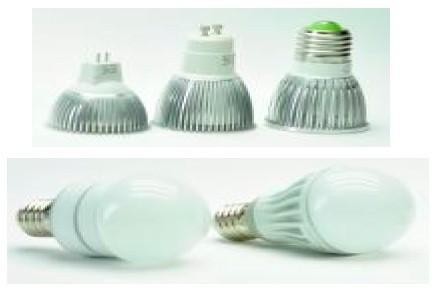 Lamparas. Iluminación, LED, Lamparas de bajo consumo