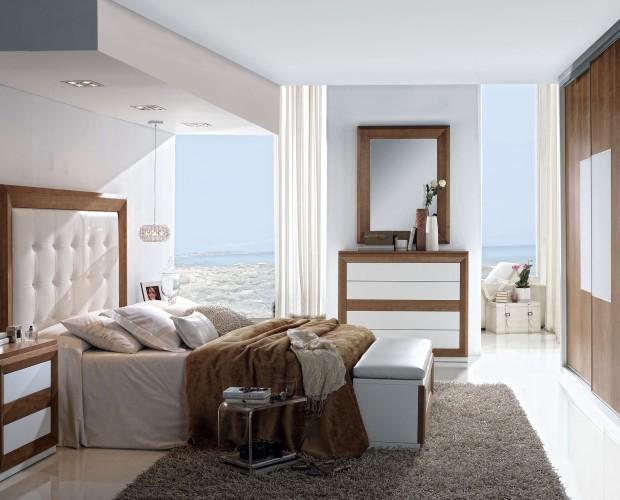 Dormitorio. Saphire