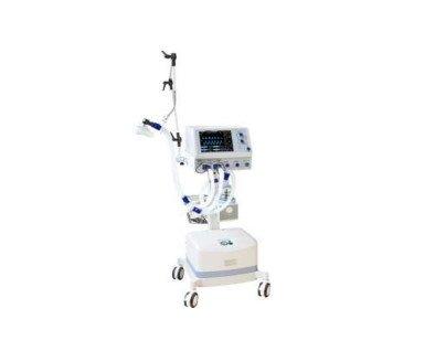 Respirador EAI-300B ADV. Es una máquina que respira por usted