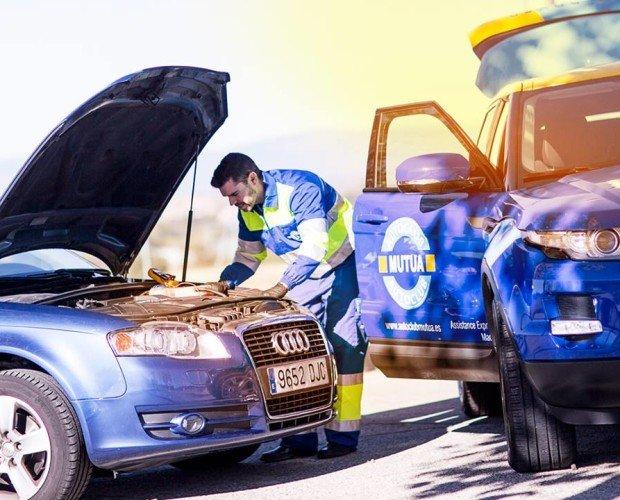 Asistencia en carreterajpg. Trabajadores cualificados