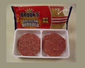 Carne de hamburguesa. Preparados de hamburguesa