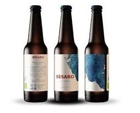 Cerveza artesana. Cerveza artesana besaro ecológica